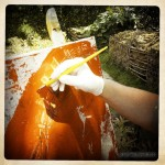 Kunstrendezvous Prisma Bärbel Grub Hapke malt