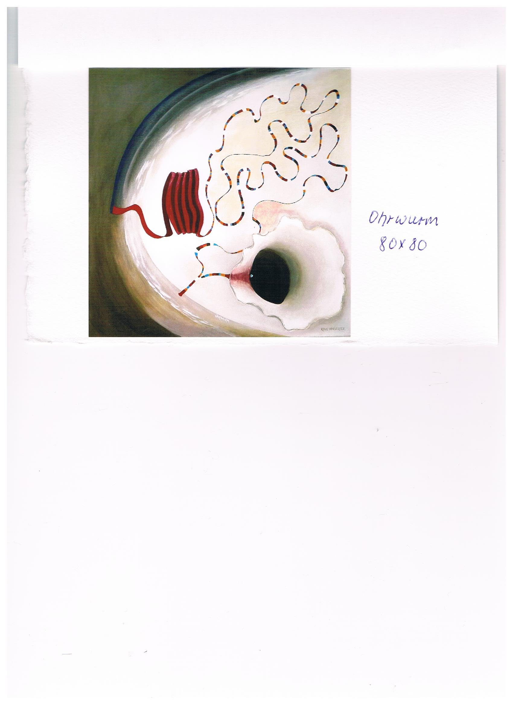 Ohrwurm 001 - Klaus Wingerter